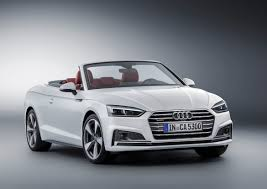audi convertible 2016 the 2018 audi a5 cabriolet drops the top on the tech heavy a5
