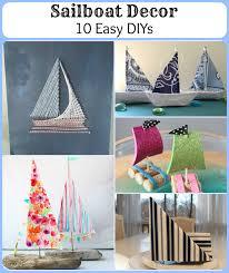 Diy Nautical Decor 70 Nautical Decor Diys