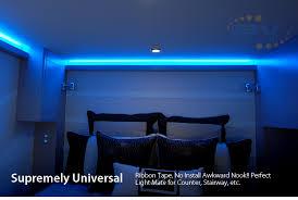 12 volt led strip lights for rv led 12v 16 flexible strip light 3528 blue super bright interior rv