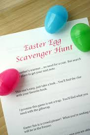 easter scavenger hunt a spectacular easter scavenger hunt for teens storypiece