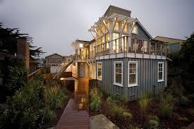 Home Depot Pergola by Home Depot Santa Cruz For A Beach Style Exterior With A Pergola