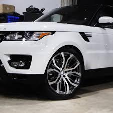 range rover sport custom wheels range rover sport avorza