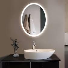 Backlit Mirrors For Bathrooms Buy Bathroom Led Lighted Mirrors Backlit Mirrors Decoraport Usa