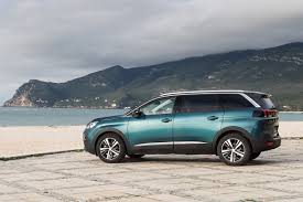 peugeot mpv 2017 2017 peugeot 5008 suv cars exclusive videos and photos updates