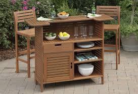Outdoor Pub Style Patio Furniture Captivating Cedar Patio Furniture Plans Tags Outdoor Wood Patio
