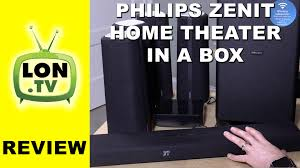 Home Theater Speakers Review by Philips Zenit Cinema Speakers Review Css5530b 37 5 1 Channel