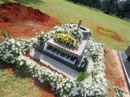 tombstone cost robbie malinga s tombstone removed pictures news365 co za