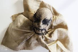 Scarecrow Mask Collection Halloween Scarecrow Mask Pictures Halloween Ideas