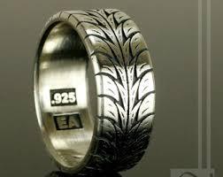 tire wedding ring tire wedding ring etsy