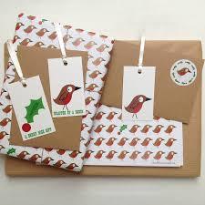 christmas gift wrap sets classic christmas ecofriendly gift wrap set wrappily eco christmas