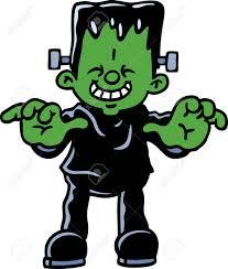 cute halloween cartoons frankenstein cartoon google search trick or treat for unicef