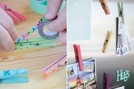 Decorative Clothespins 12 Smart New Ways To Use Clothespins The Krazy Coupon Lady