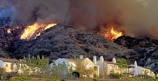 Glendora Wildfire Map by More Than 80 Percent Of All Wildfires Caused By Humans New Study