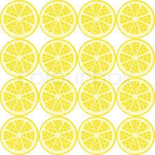 seamless lemon pattern seamless lemon pattern stock vector colourbox