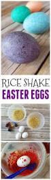 rice shake easter egg decorating ris ägg och påsk