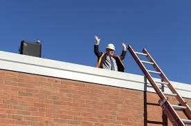 rocky hill principal spends day on the roof as he said he would
