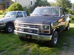 85 Ford Diesel Truck - show u0027em current 80 86 post pic ford truck enthusiasts forums