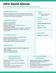 Perfect Resume Layout Structure Of A Good Cover Letter