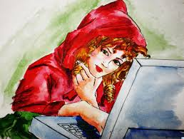 red riding hood chatting picture niks1351 red riding hood