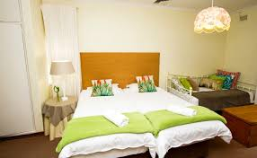 Olive Room Bed And Breakfast Durban South Africa - Family room bed and breakfast