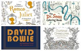 coloring book holiday gift list