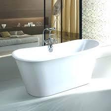 refinish cast iron bathtub how to refinish a cast iron tub bathtub repair full image for bath