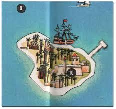 Treasure Island Map The 1971 Walt Disney World Map A Detailed Look At Bay Lake