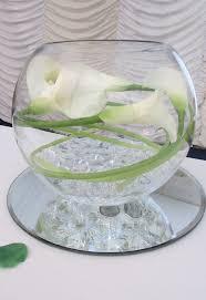 fresh fish bowl vase decoration ideas interior design ideas