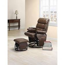 Glider Rocker With Ottoman Reclining Glider Rocker With Ottoman Foter