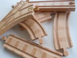 Making Wooden Toy Train Tracks by These Items Have Just Been Ravenated Bam