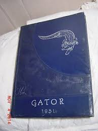 dickinson high school yearbook 1951 dickinson high school yearbook dickinson tx the gator