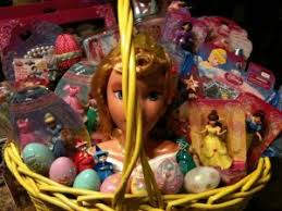 princess easter basket princess xl easter basket