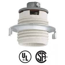 Ceiling Light Sockets 1 8 Ips Threaded Medium Base Porcelain L Socket Lcd86