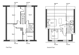 1950s Bungalow Floor Plan Clayton Architecture Projects