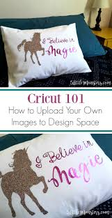 5 little monsters cricut 101 uploading your own images