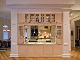 Kitchen And Cabinets By Design Old World Kitchen Transformation Load Bearing Wall Storage And