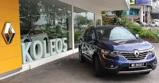 renault japan all new renault koleos now in showrooms motor trader car news