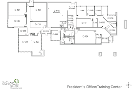 Floor Plans For Daycare Centers Campus Maps St Cloud Technical Community College