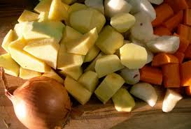 A Root Vegetable - a fresh formula to nigel slaters root vegetable korma kitchenist