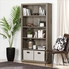 Shop Bookshelves by Weathered Bookshelves U0026 Bookcases Shop The Best Deals For Oct