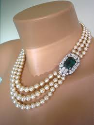 vintage chokers necklace images 59 choker pearl necklace simple white pearl necklace bridal jpg