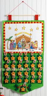 100 seasonal home decorations bucilla seasonal felt christmas pageant nativity advent calendar bucilla felt cross
