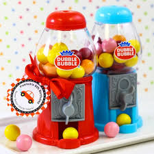 gumball party favors boys party favors