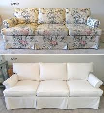 sofa slip cover cotton duck box cushion sofa slipcover ikea sofa