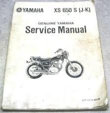 xs650 xs650sj service manual thexscafe