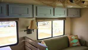 rv ideas renovations a beach rv interior for the beach bum in all of us