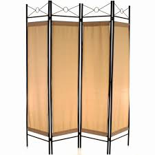 4 panel room divider screen privacy wall movable partition folding