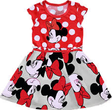 minnie mouse dress minnie dresses cotton cartoon dot summer