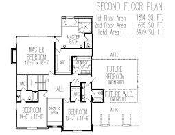 brick home floor plans 2 story country brick house floor plans 3 bedroom home designs