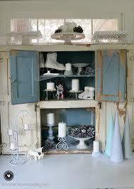 How To Make Winter Wonderland Decorations Winter Wonderland Decorations Holiday Inspiration Hoosier Homemade